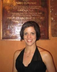 Claudia Marinho Carvalho, Diretora da Mr Fondue